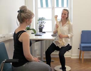 Konsultation på Hässleholm Kiropraktik